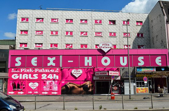 reeperbahn Sex House