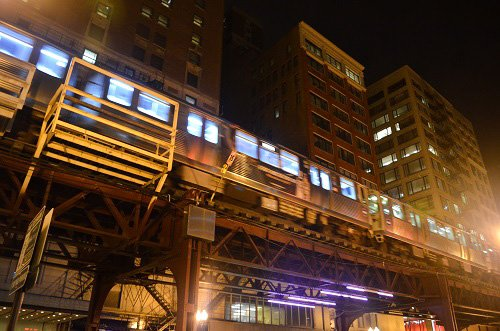 CTA Chicago