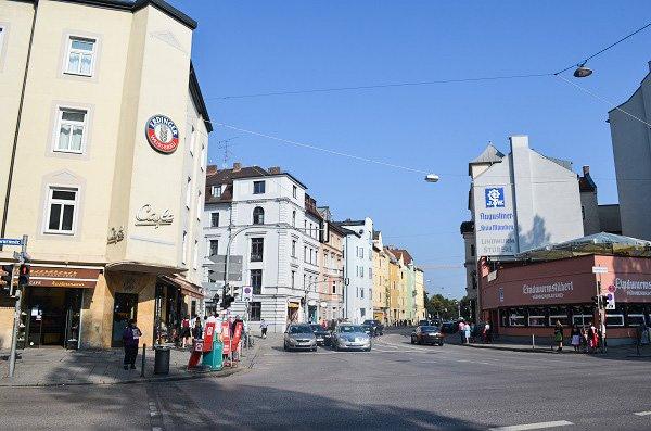 Munich driving