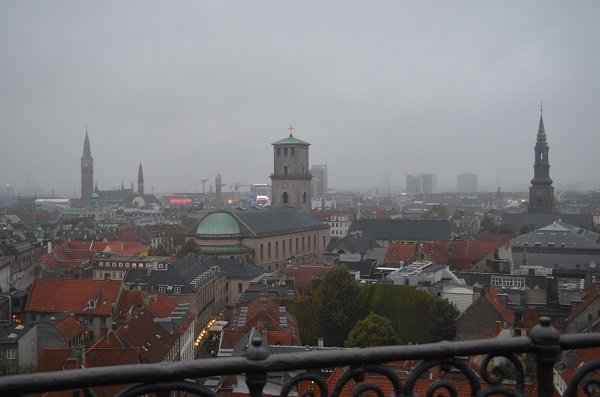 Hazy Copenhagen
