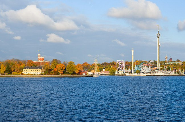 Fall in Stockholm