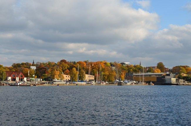 Fall in Sweden