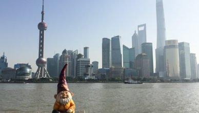 Shanghai layover
