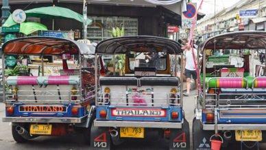 thailand tuk tuk