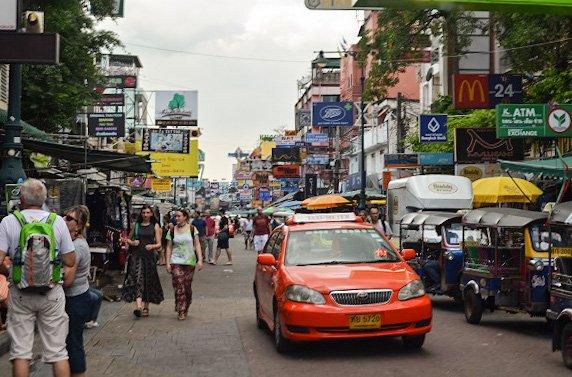 Thai cab