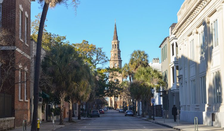 Charleston SC Christmas
