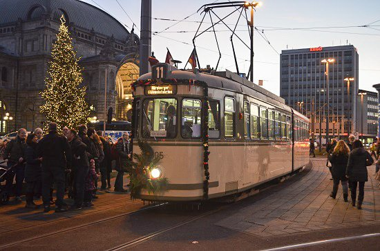 nuremberg tram