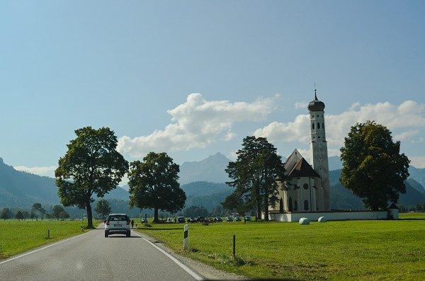 Munich drive
