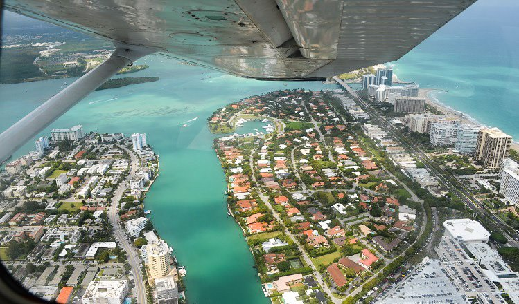 south florida flight