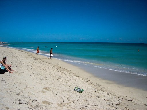 miami beach staycation