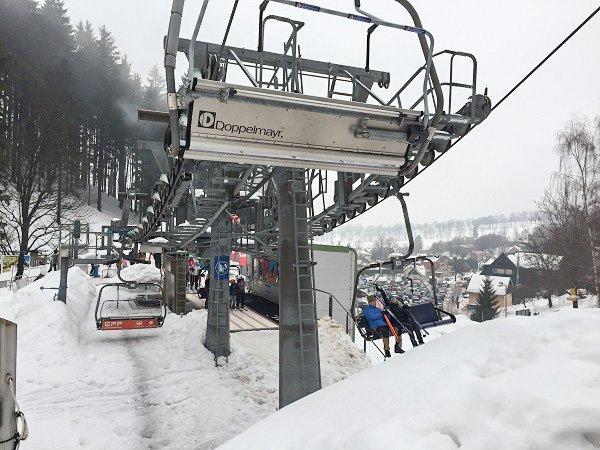ski lift rokytnice