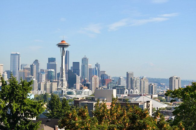 seattle best skyline view