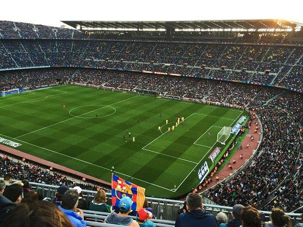 barcelona game