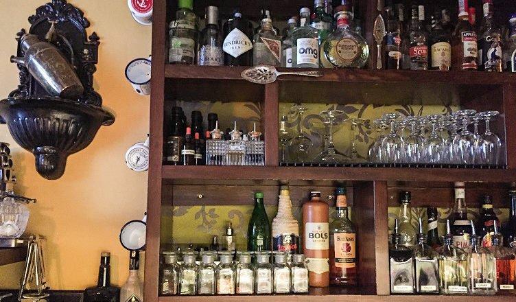 best cocktail bars in prague