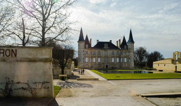 bordeaux wineries