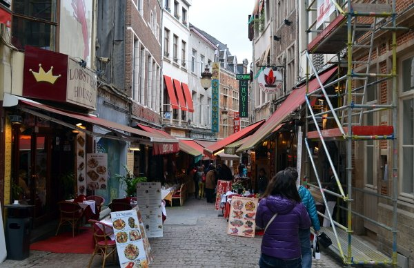 worst cities brussels