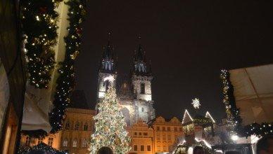 czech christmas tradition mikulas