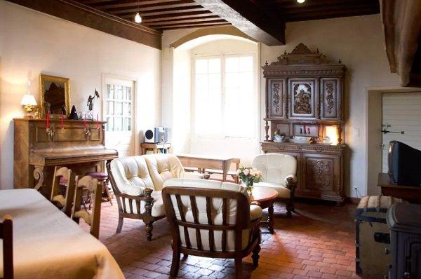 best european castles on airbnb