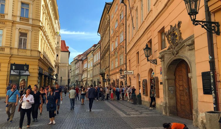 pragulic homeless guide to prague