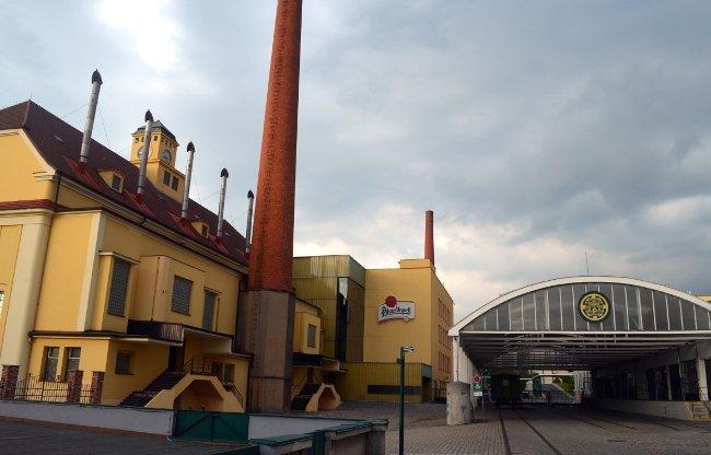 pilsner urquell brewery tour