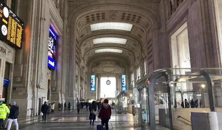 Milan Airport to Milan city center