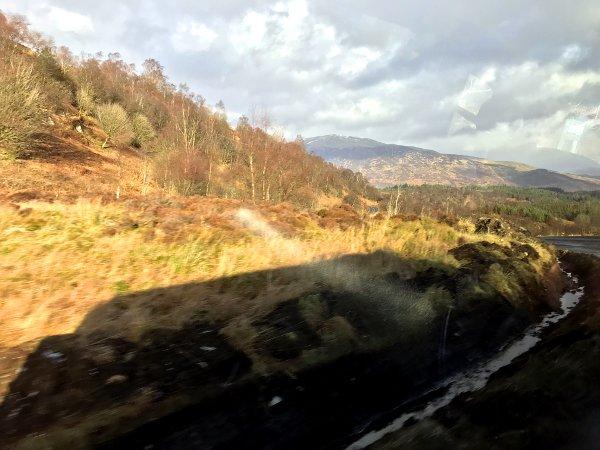 day trip to loch lomond