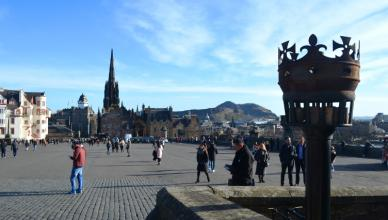 edinburgh sights