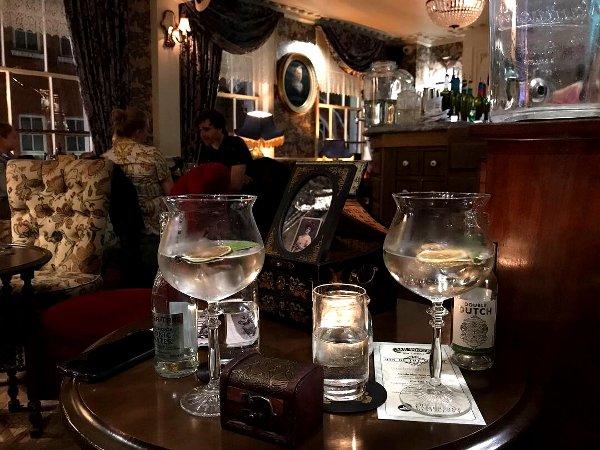 gin parlour london