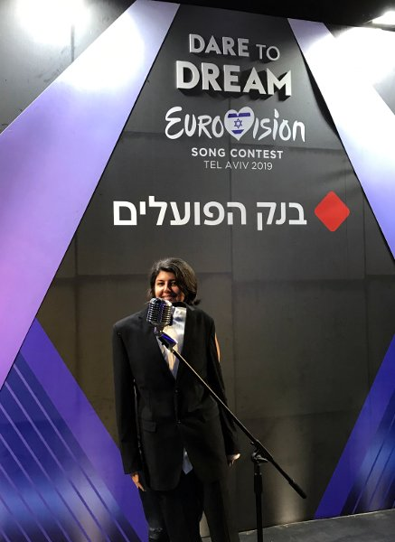 traveling for eurovision