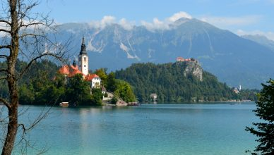 activites in lake bled